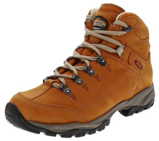Meindl »Meindl Damen Wanderschuhe Ohio Lady 2 Leder Hikingschuhe Orange« Outdoorschuh