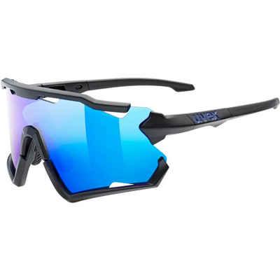 Uvex Sportbrille »sportstyle 228«, Anti-Beschlag,Ventilationssystem,verspiegelte Gläser,weites Blickfeld