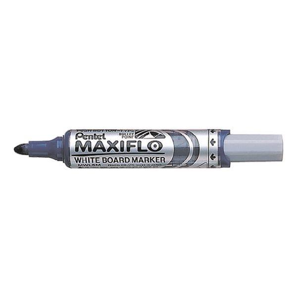 Pentel Whiteboard-Marker »Maxiflo« in blau