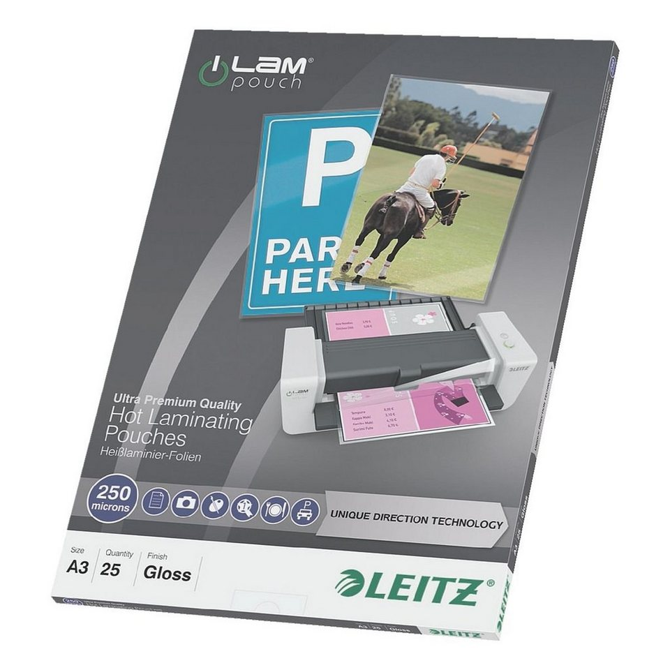 Leitz Laminierfolien »iLAM Pouch«