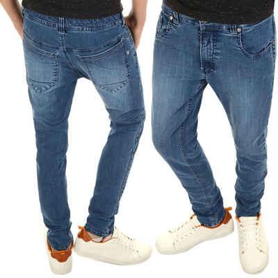 BEZLIT Stretch-Jeans »Jungen Jeanshose mit weit verstellbaren Bund« (1-tlg) verstellbarer Bund