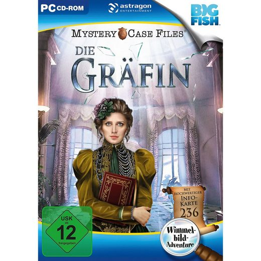 PC Mystery Case Files: Die Gräfin