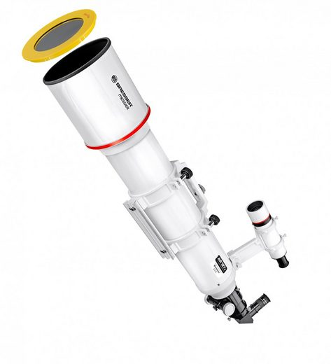 BRESSER Teleskop »BRESSER Messier AR-127S/635 Optischer Tubus Hexafo«