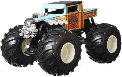 Hot Wheels Spielzeug-Auto »Monster Trucks Die-Cast Bone Shaker«, Maßstab 1:24