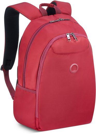 Delsey Laptoprucksack »Esplanade  red«