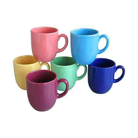Geschirr: Becher: Kaffeebecher