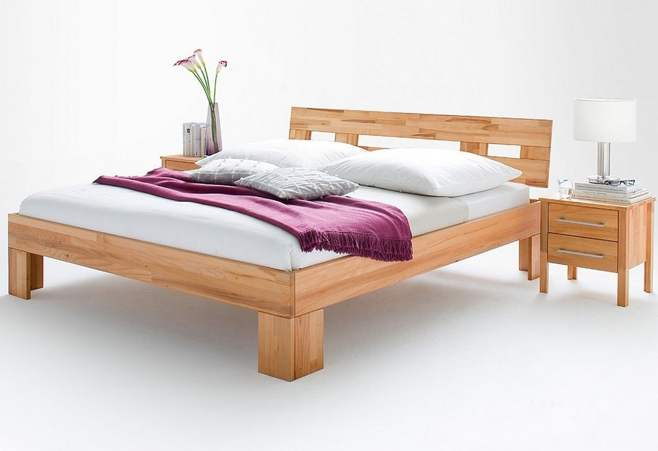 bett home affaire modesty i online kaufen otto. Black Bedroom Furniture Sets. Home Design Ideas