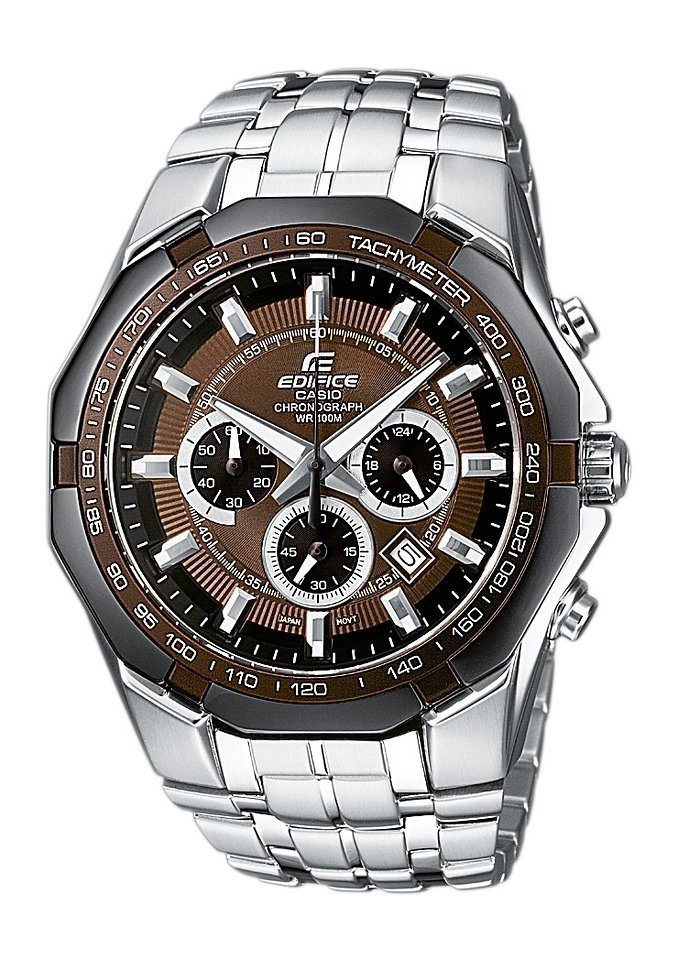 Casio Edifice Chronograph »EF-540D-5AVEF«