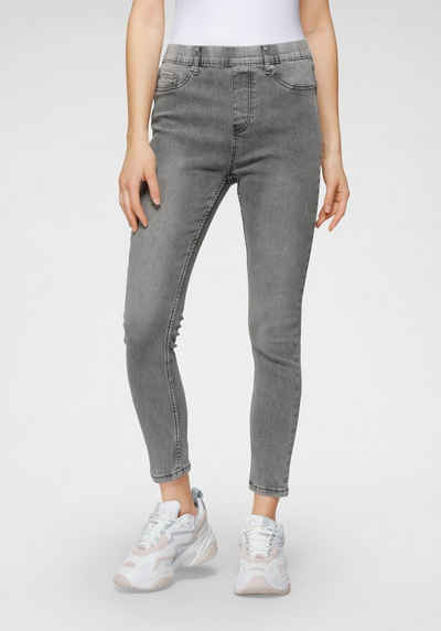 HaILY'S Jeansjeggings in Ankle-Länge
