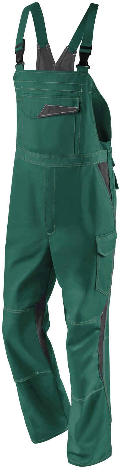 Kübler Latzhose »Image Dress New Design« ergonomisch
