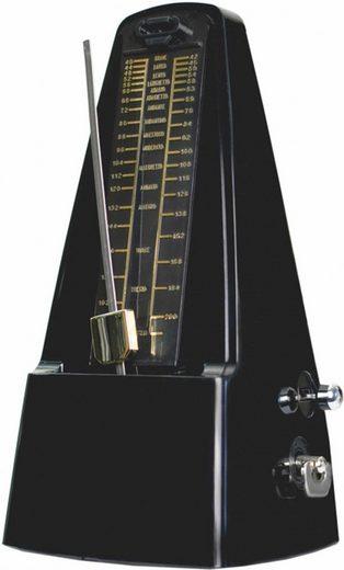 Steinbach Metronom »Steinbach Metronom mit Glocke mechanisch Schwarz«