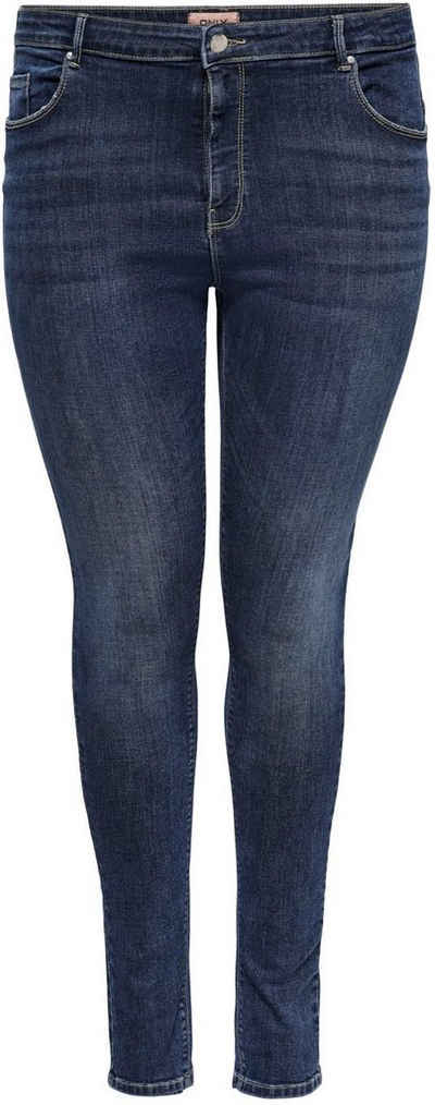 ONLY CARMAKOMA Skinny-fit-Jeans »Laola« High Waisted