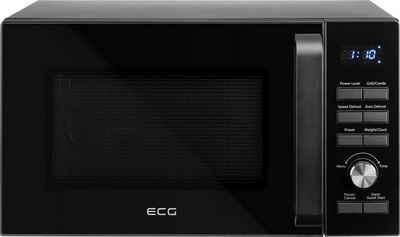ECG Mikrowelle MTD 2590, Grill, Aufheizen