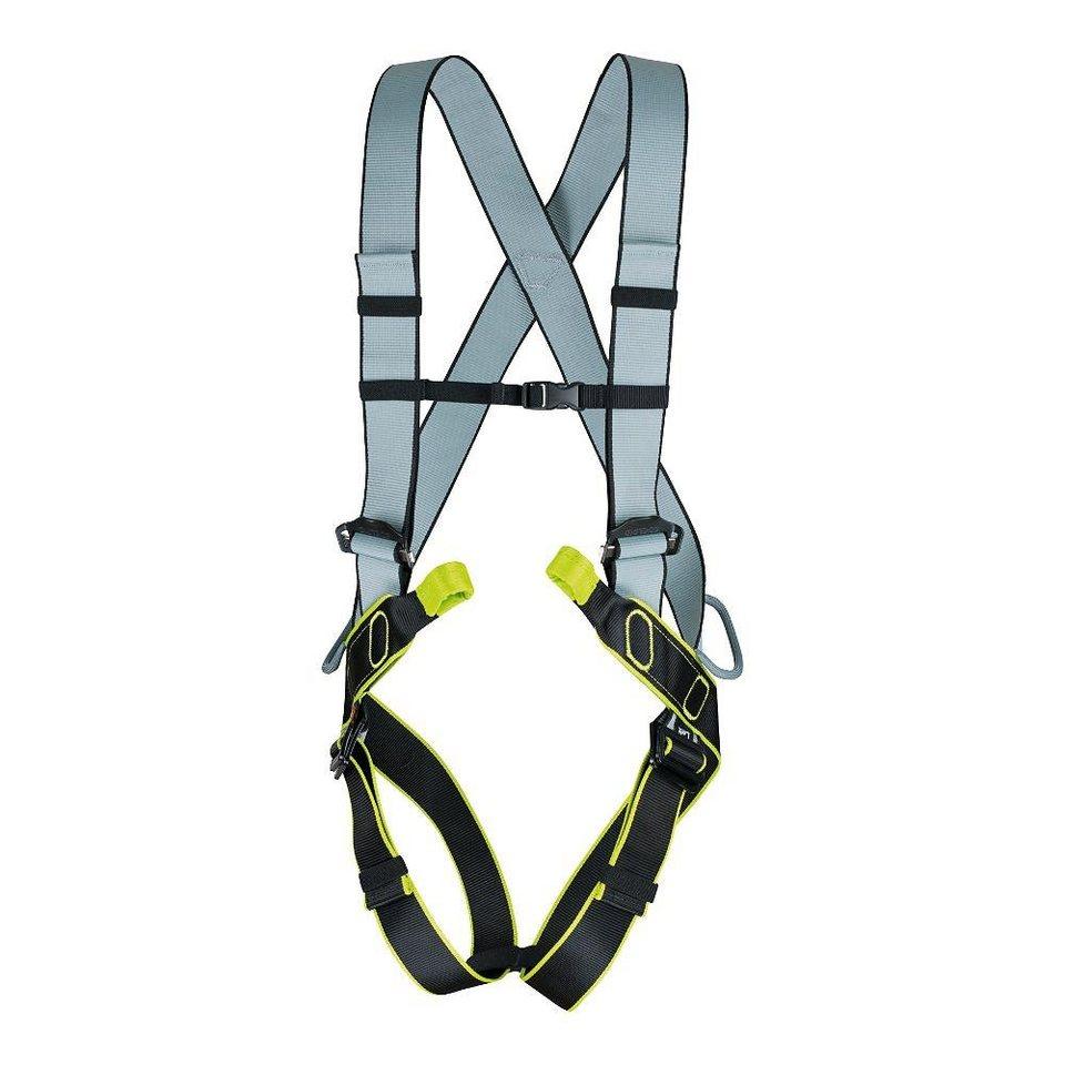 Edelrid Klettergurt »Solid Harness L« in blau