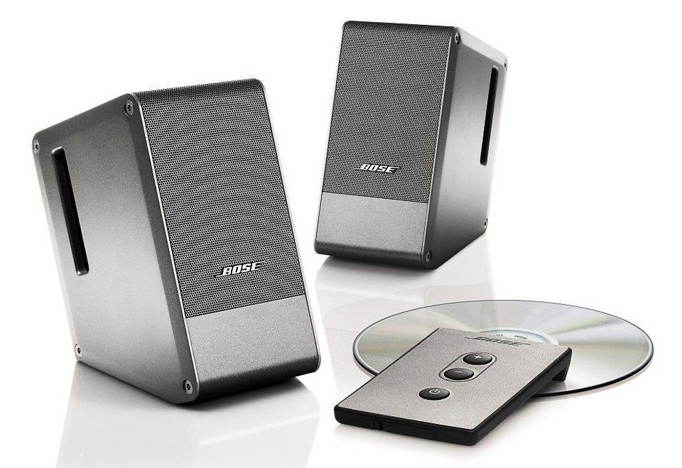 BOSE® Computer MusicMonitor® in silber