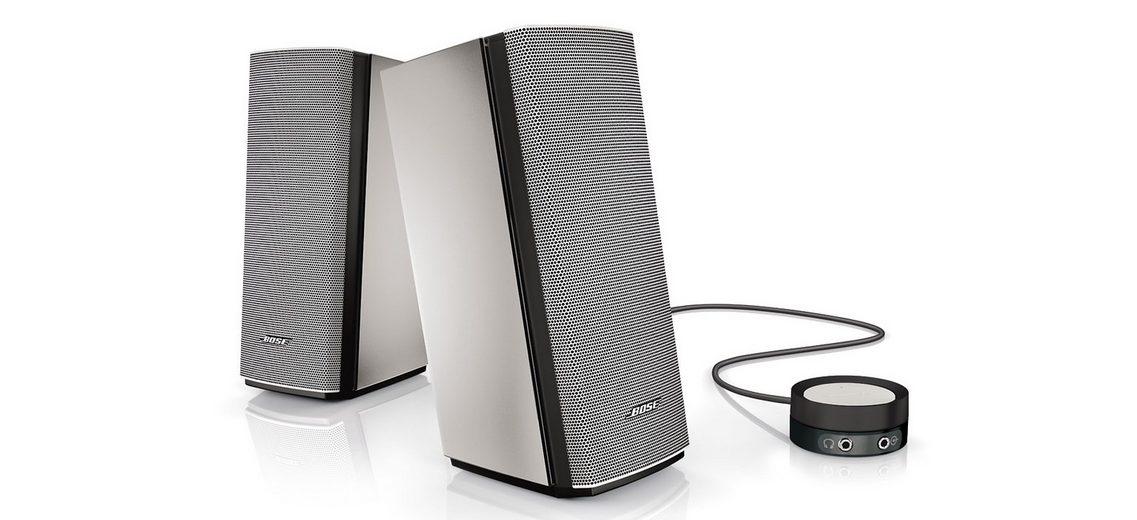 Bose® Companion® 20 Multimedia Speaker System