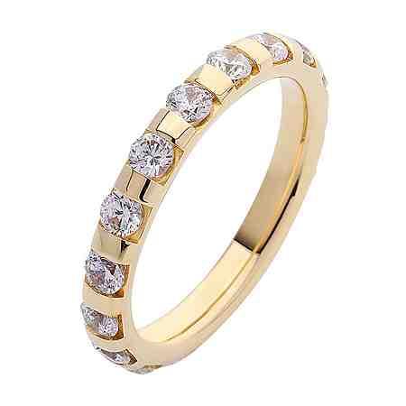 "firetti Ring ""Memoire"" mit Diamanten"