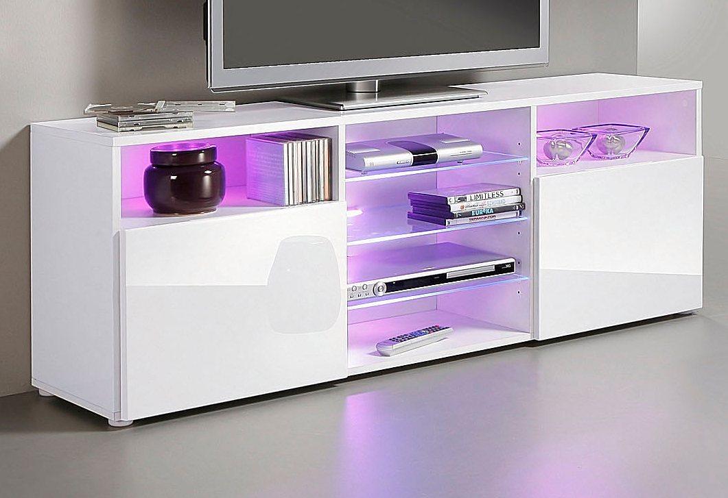 Borchardt Möbel TV-/Phonoschrank, Breite 146 cm oder 194 cm   Wohnzimmer > Schränke > Weitere Schränke   Mdf   borchardt Möbel