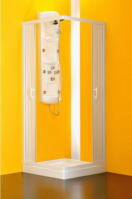 Duschen und Zubehör - Eckdusche BxT 60 x 80 cm  - Onlineshop OTTO