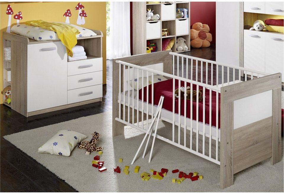 Babyzimmer Idee In Rot U0026 Gelb