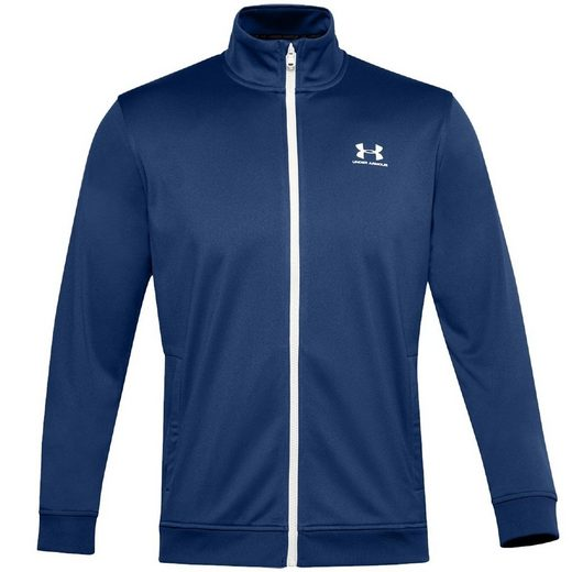 Under Armour® Trainingsjacke »Sportstyle Tricot«
