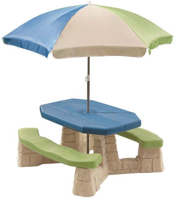 STEP2 Kinderpicknicktisch BxLxH: 109x103x183 cm | Baumarkt > Camping und Zubehör > Weiteres-Campingzubehör | Step2