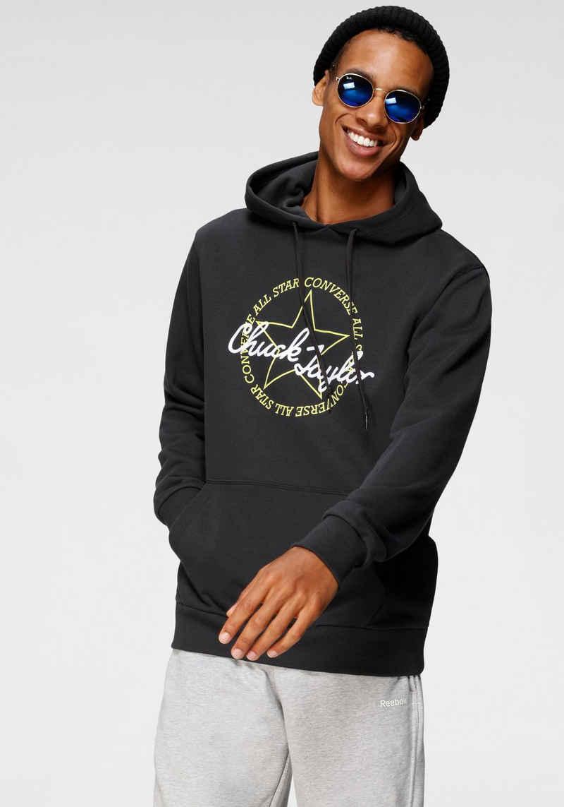 Converse Kapuzensweatshirt »REMIX CHUCK TAILOR«