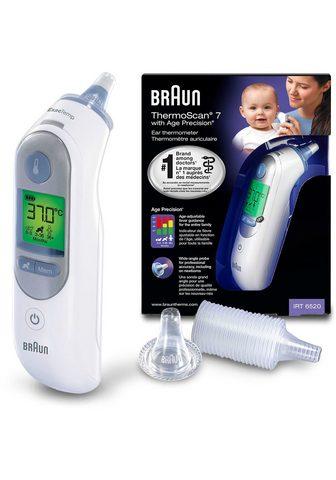 Braun Ohr-Fieberthermometer »ThermoScan® 7 O...