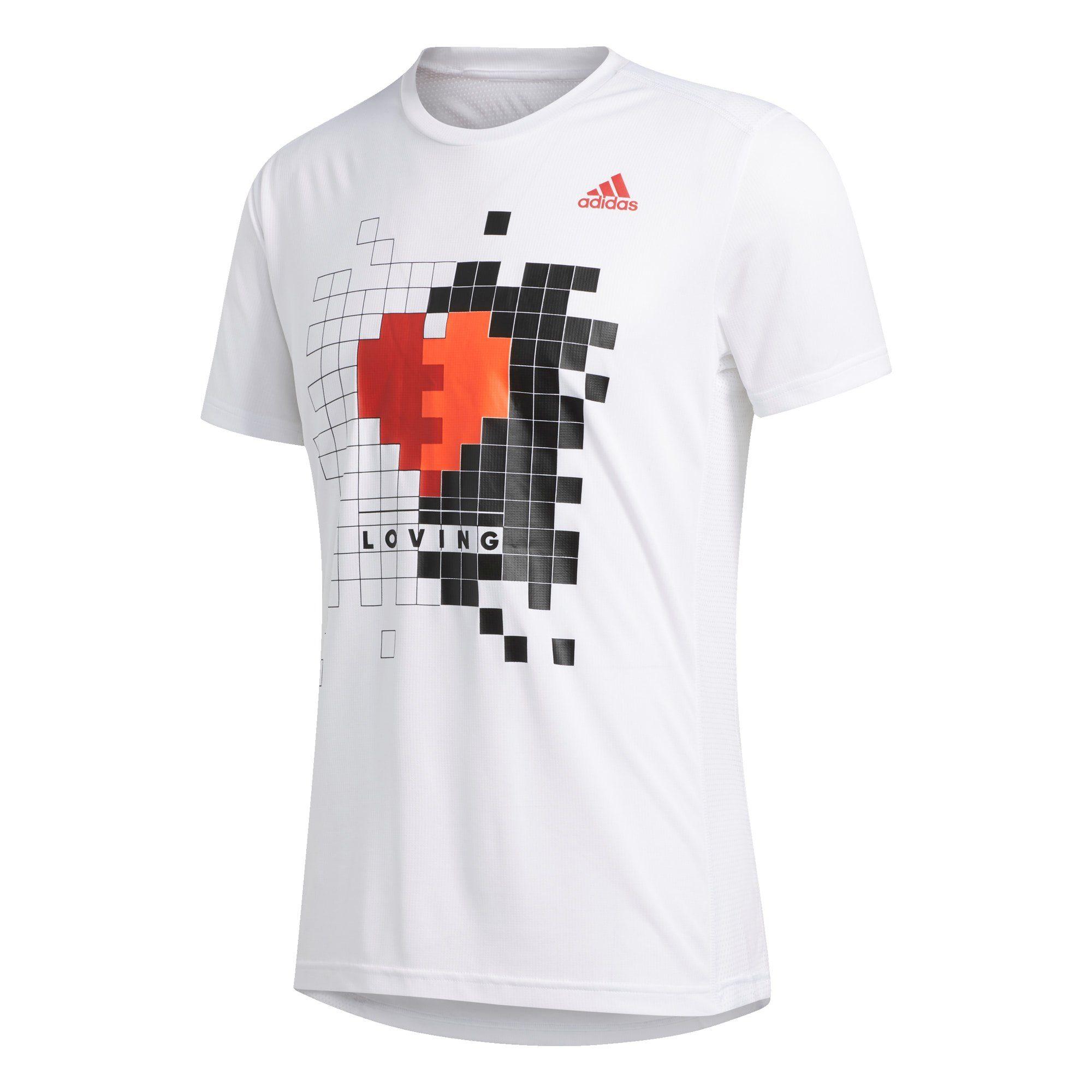 adidas Performance T Shirt »Own The Run Valentine T Shirt« Response;Clima;RDY online kaufen | OTTO