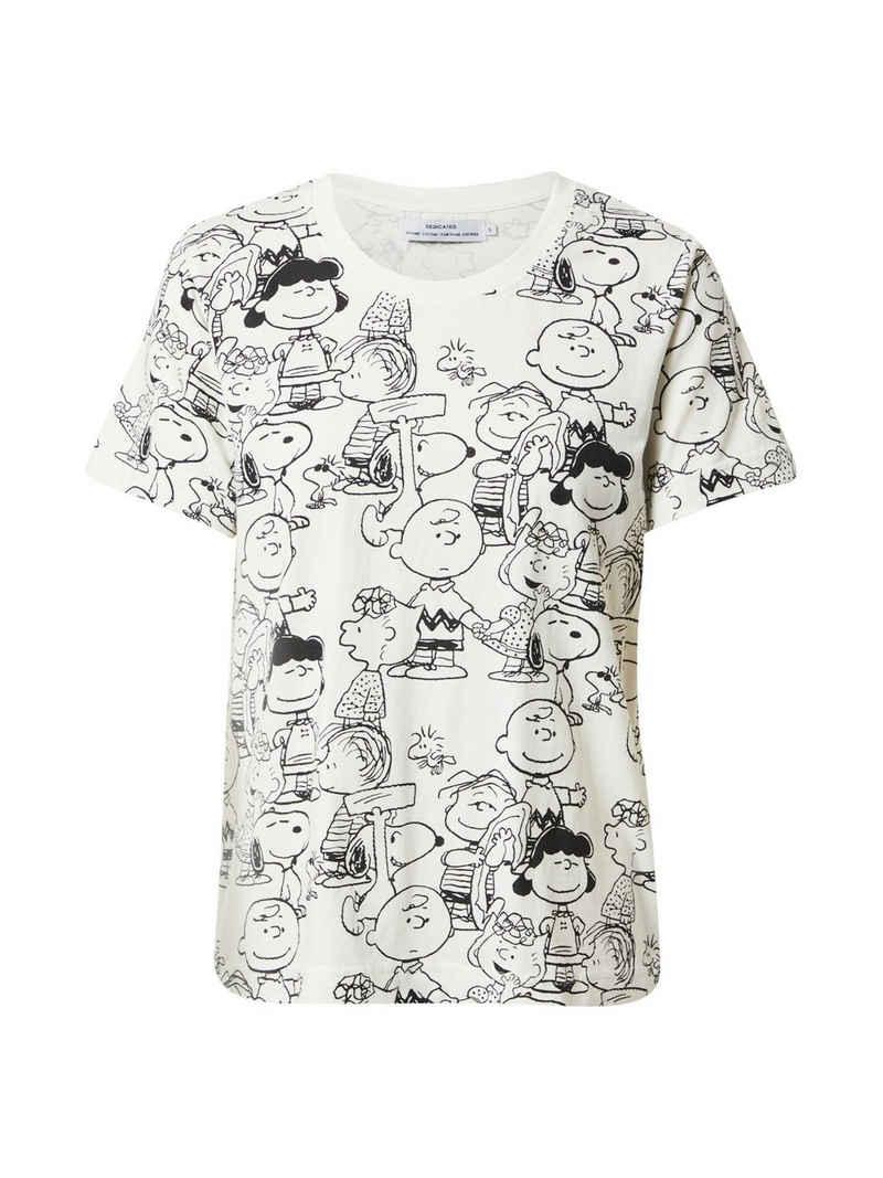 DEDICATED T-Shirt »Mysen Peanuts« (1-tlg)