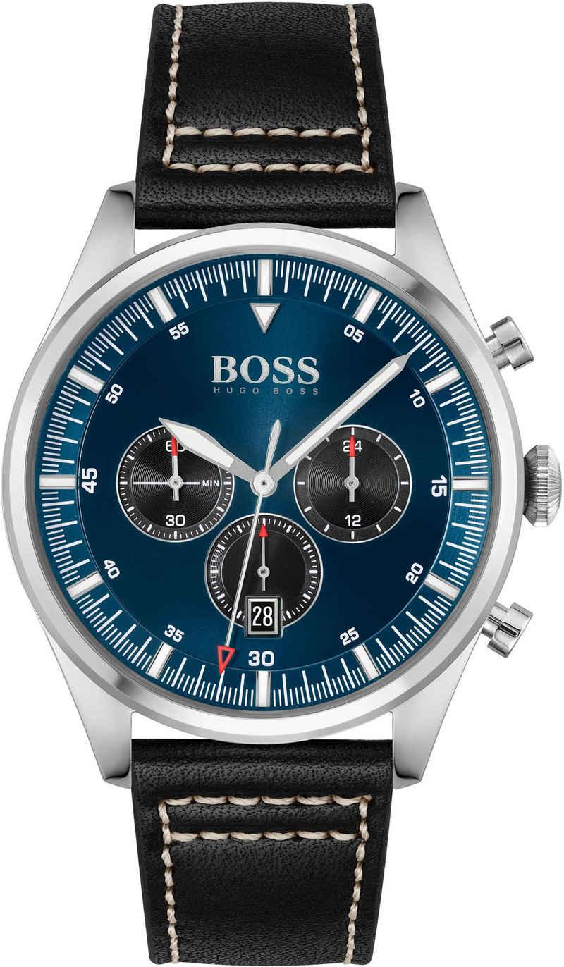 Boss Chronograph »Pioneer, 1513866«