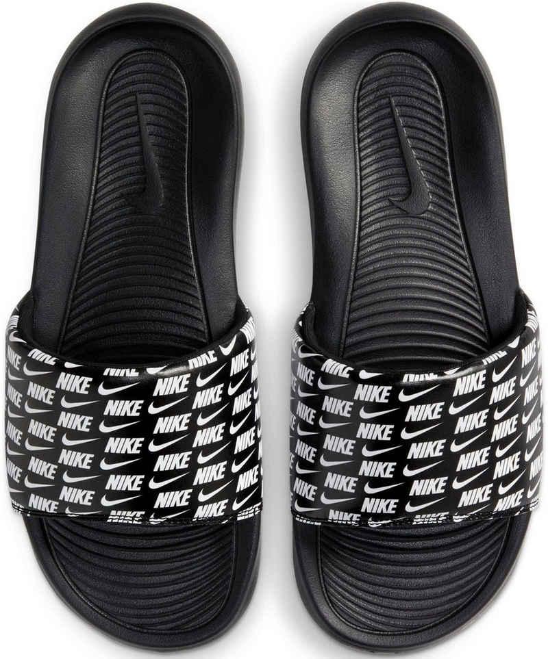 Nike Sportswear »VICTORI ONE PRINTED SLIDE« Badesandale
