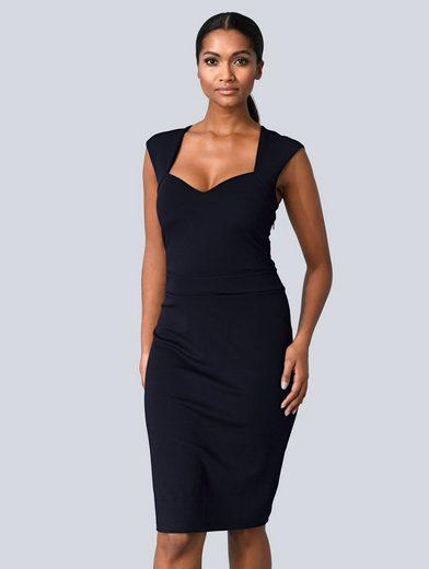Alba Moda Kleid in femininer Silhouette