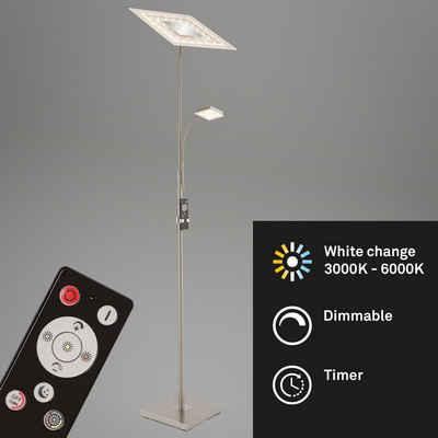 Briloner Leuchten Stehlampe »1341-022«, Stehleuchte dimmbar, Farbtemperaturwechsel