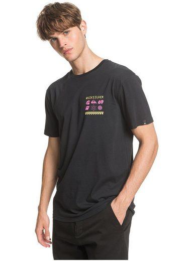 Quiksilver T-Shirt »Slow Burn«