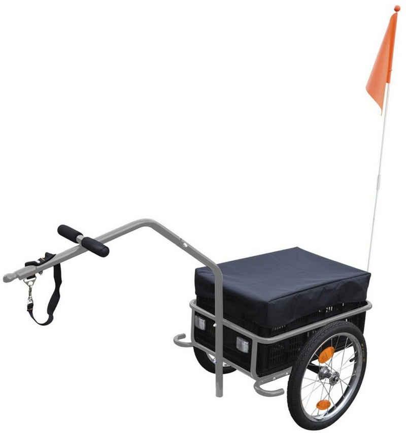 FISCHER Fahrräder Fahrradlastenanhänger »Profi Plus III«