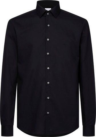 Calvin Klein Dalykiniai marškiniai »2PLY POPLIN STR...