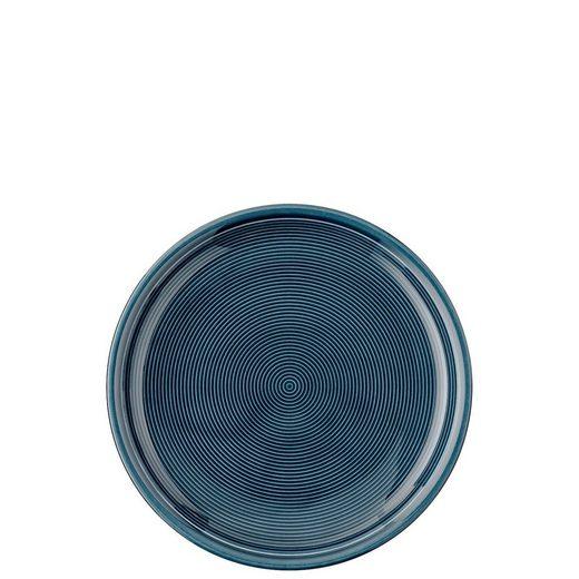 Thomas Porzellan Frühstücksteller »Trend Colour Night Blue Frühstücksteller 22 cm«, Porzellan