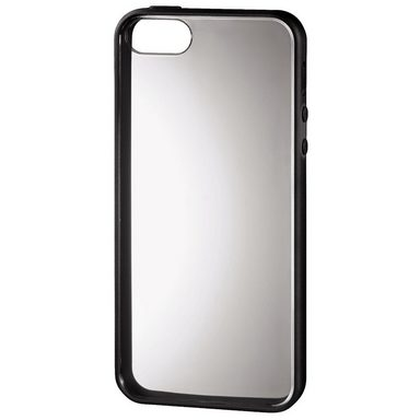 hama cover frame f r apple iphone 5 5s se schwarz otto. Black Bedroom Furniture Sets. Home Design Ideas