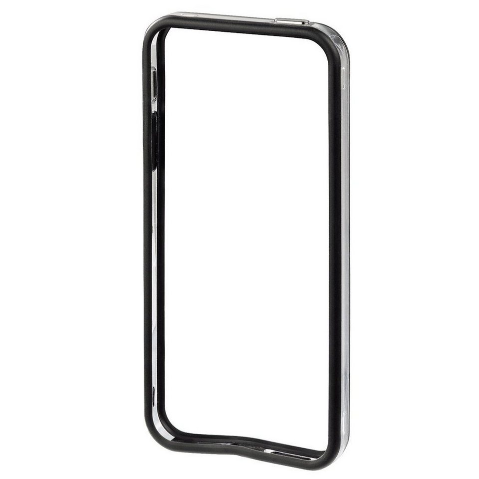 Hama Handy-Cover Edge Protector für Apple iPhone 5/5s/SE in Schwarz