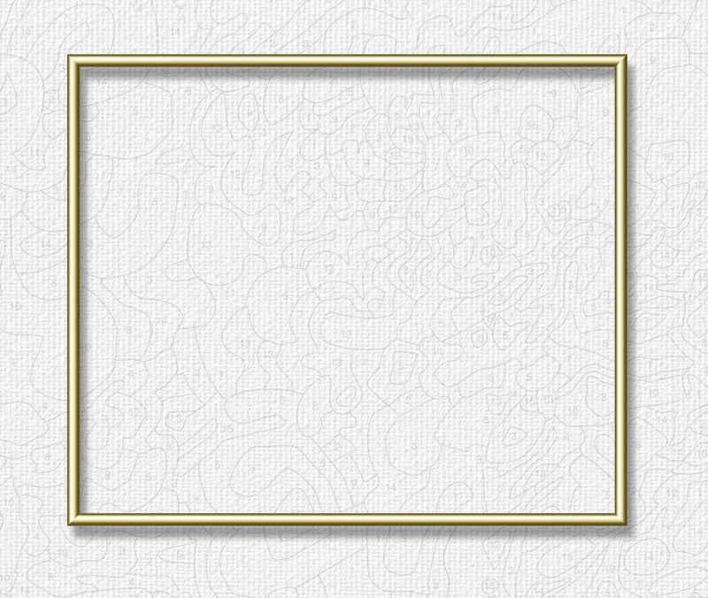 Schipper Bilderrahmen »Alurahmen 50x60 cm, Gold«, Made in Germany