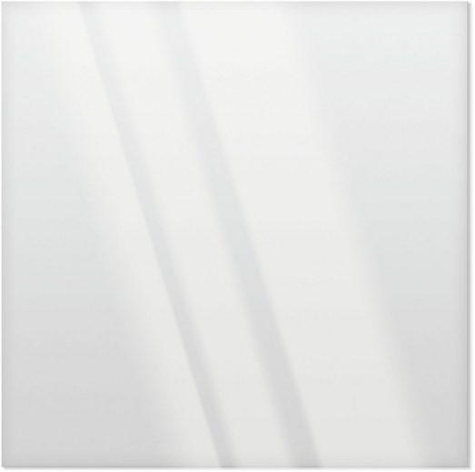 Artland Wandspiegel »Rahmenlos«, - rahmenloser Spiegel / Mirror zum Aufhängen geeignet als Ganzkörperspiegel, Badspiegel / Badezimmerspiegel, Schminkspiegel, Flurspiegel, kleiner Spiegel für Gäste-WC oder Wohnzimmerspiegel, inkl. Aufhänger für die Wand
