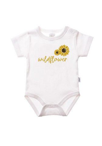 Liliput Wickelbody »Wildflower« su einseitigen...