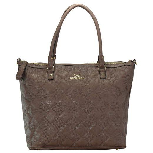 Sansibar Aquilo Shopper Tasche 42 cm