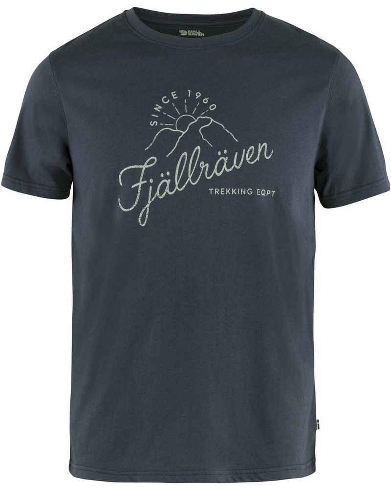 Fjällräven T-Shirt »T-Shirt Sunrise«