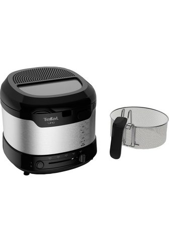 Tefal Fritteuse UNO M Edelstahl FF215 1600 W...