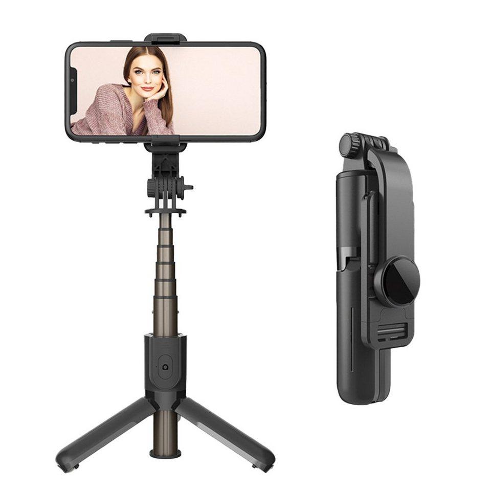 IVSO »Bluetooth Selfie Stick Selfiestick« Selfiestick Bluetooth  Selfiestick Stativ 20 in 20 Mini Selfie Stange mit Bluetooth Fernauslöse  online kaufen ...