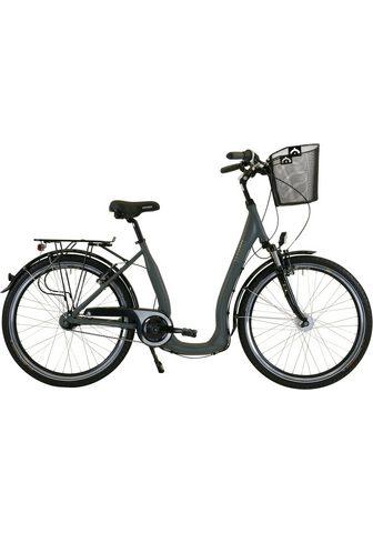 HAWK Bikes Dviratis »HAWK City Comfort Deluxe Plu...