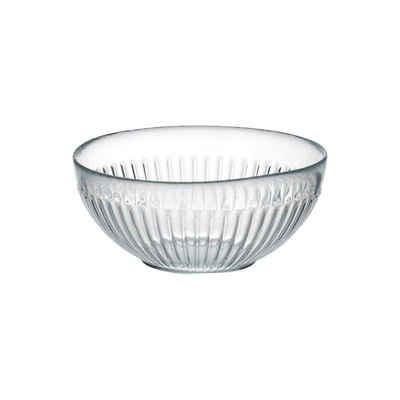 Ritzenhoff & Breker Schale »LAWE Schale ø 18 cm klar Allzweckschale einzeln«, Glas, (1-tlg)