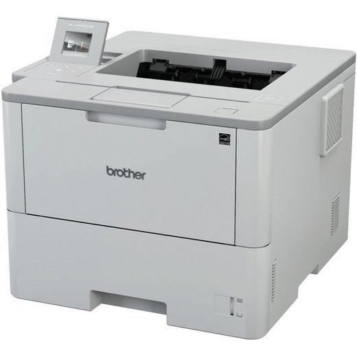 Brother HL-L6400DW, USB/(W)LAN/NFC Multifunktionsdrucker